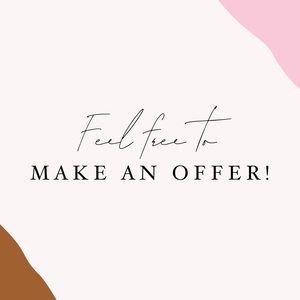 Other - Make an offer! 💵